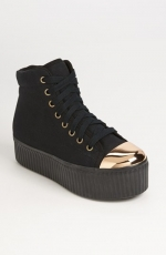 Capped sneakers by Jeffrey Campbell at Nordstrom