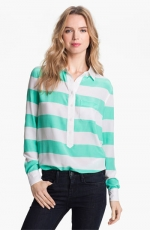 Capri blouse by Equipment at Nordstrom