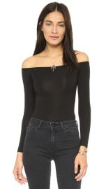 Capulet Shoulderless Leotard at Shopbop
