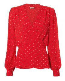 Cara Blouse by LAgence at Intermix