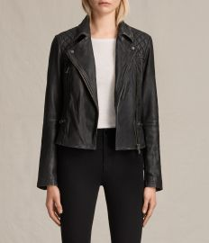 Cargo Biker Jacket by All Saints at All Saints