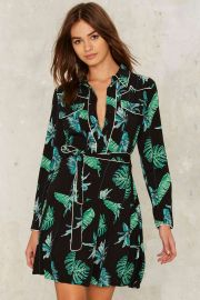 Caribbean Shirt Dress at Nasty Gal