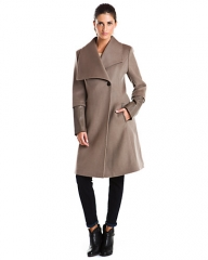 Carlotta Coat at Elie Tahari