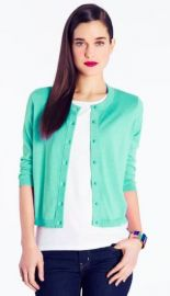 Caroline Cardigan at Kate Spade
