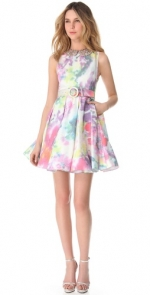 Carrie's Alice and Olivia dress at Shopbop