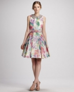 Carries dress at Bergdorf Goodman at Bergdorf Goodman