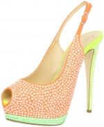 Carries pastel heels at Amazon