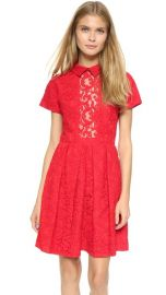Carven Lace Dress at Shopbop