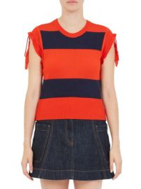 Carven Rugby Stripe Tee at Saks Fifth Avenue