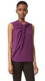 Carven Sleeveless Top at Shopbop