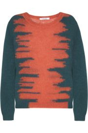 Carven Tiger Sweater at The Outnet