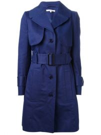 Carven Trench Coat - at Farfetch