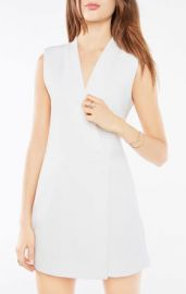 Caryn Wrap Dress at Bcbg