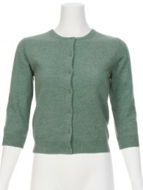 Cashmere Baby Cardigan at Ron Herman