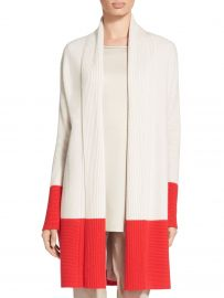 Cashmere Honeycomb Knit Jacket at St. John