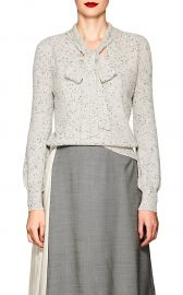 Cashmere Tieneck Sweater at Barneys