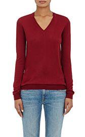 Cashmere V Neck Sweater at Barneys