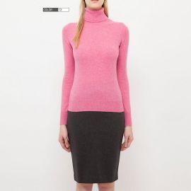 Cashmere turtle neck sweater at Uniqlo