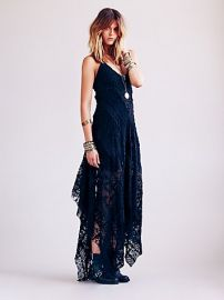 Cast Away Gown at Free People