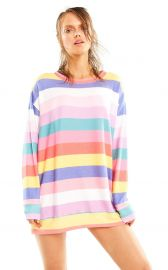 Castaway Stripe Roadtrip Sweater at WildFox