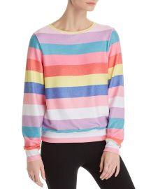 Castaway Striped Sweatshirt at Bloomingdales