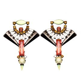 Catalonia Earrings at Lionette NY