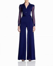 Cathy Jumpsuit by Diane von Furstenberg at Bloomingdales