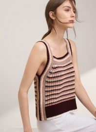 Caumont Knit Top at Aritzia