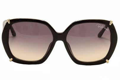 Cavalli Sunglasses RC 993S-D S Turais Sunglasses 01B Black Gold 59mm at Amazon