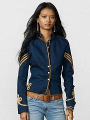 Cavalry Jacket at Ralph Lauren