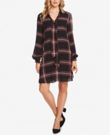 Cece Plaid Dress at Macys