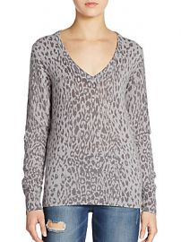 Ceceile sweater by Equipment at Saks Off 5th