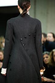 Celine Fall 2014 Coat at Vogue