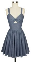 Chambray Hottie Dress at Trashy Diva
