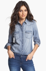 Chambray shirt at Nordstrom at Nordstrom