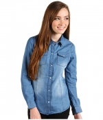 Chambray shirt by Brigitte Bailey at 6pm