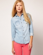Chambray shirt like Pennys at Asos