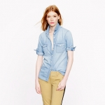 Chamray shirt by J Crew at J. Crew