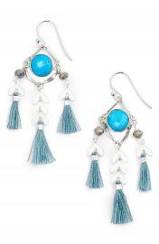 Chan Luu Tassel Drop Earrings at Nordstrom