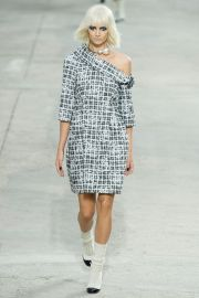 Chanel Spring 2014 Dress at Vogue