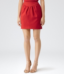 Charlene Skirt at Reiss