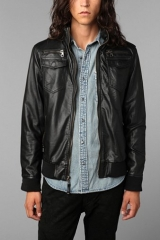Charles and 12 Moto Jacket at Urban Outfitters