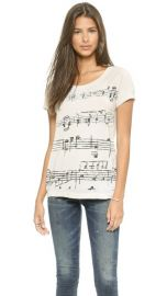 Chaser Composition Tee at Shopbop