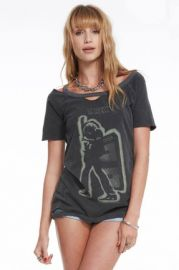 Chaser Electric Warrior Tee at The Trend Boutique