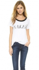 Chaser Naked Tee at Shopbop