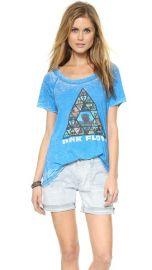 Chaser Pyramid Pink Floyd Tee at Shopbop