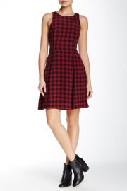 Check Charmer Dress at Nordstrom Rack