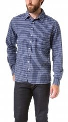Check shirt by Rag and Bone at East Dane