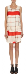 Checked dress by Thakoon at Barneys Warehouse