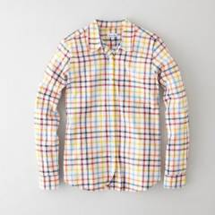Checked shirt at Steven Alan